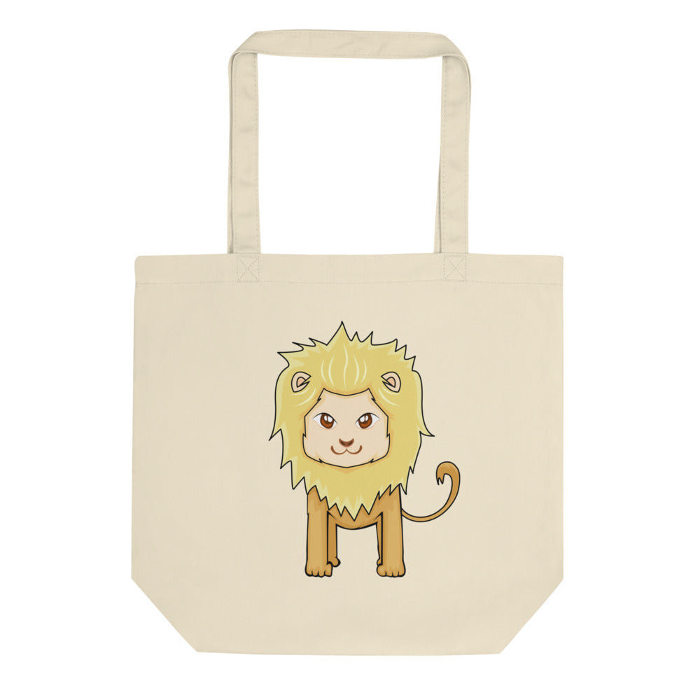 Hairy Lions Eco Tote Bag