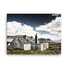 Mexican Hut Under Mexican Sky Canvas Print