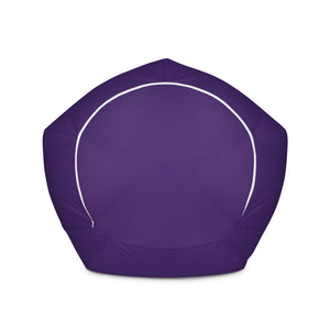 Violet Bean Bag Chair w/ filling