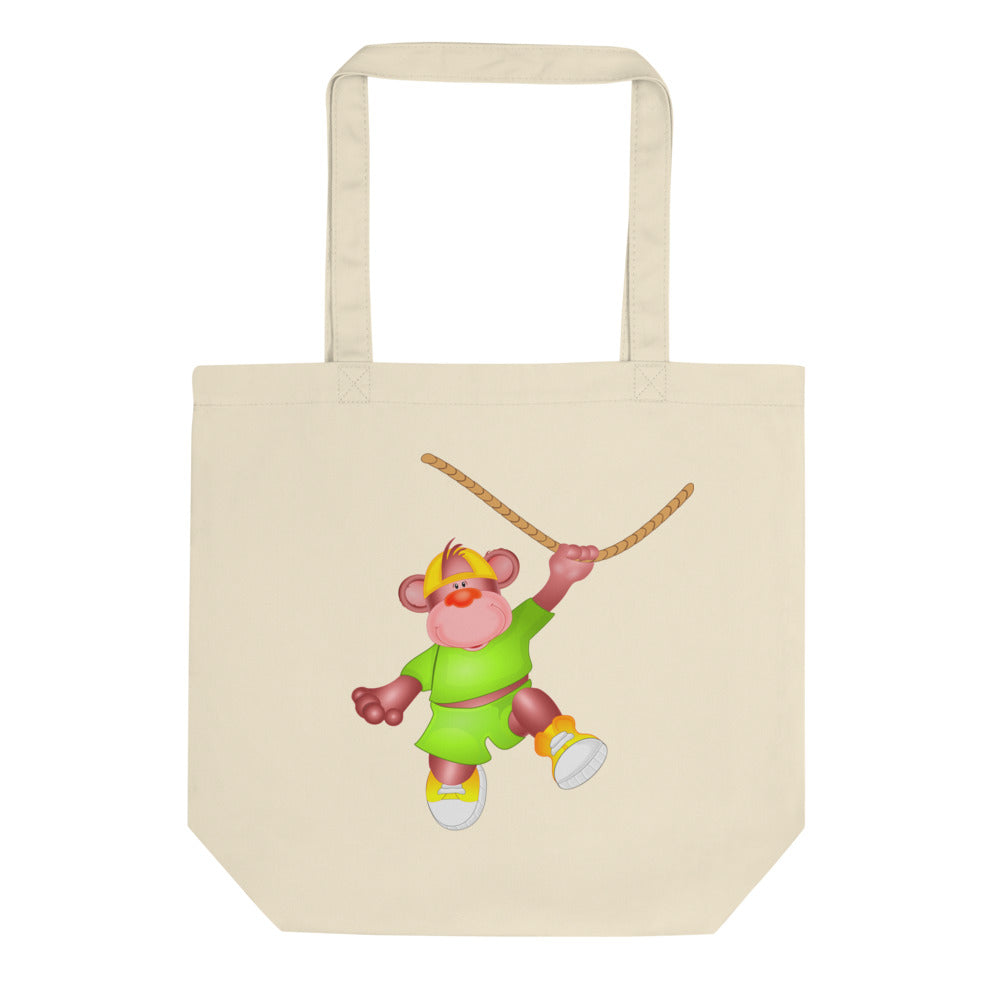A monkey Special Eco Tote Bag