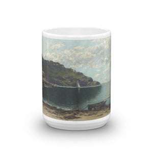 Alfred Thompson Bricher - On the Coast of Maine Classic Art Mug