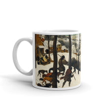 Pieter Bruegel the Elder - Hunters in the Snow (Winter) - Classic Art Mug