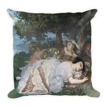Lake Lucerne Premium Pillow