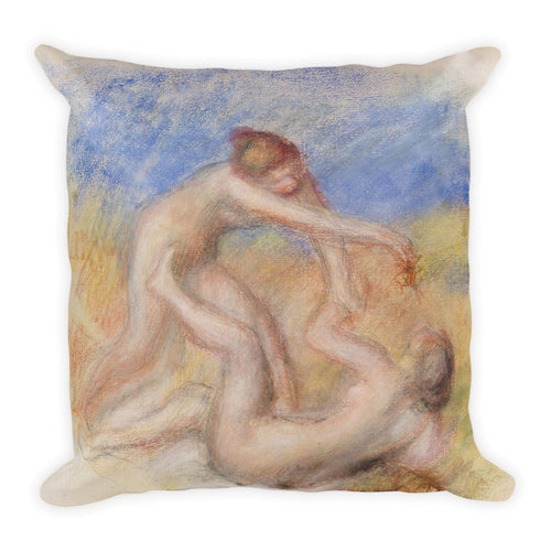Two Nudes Premium Pillow