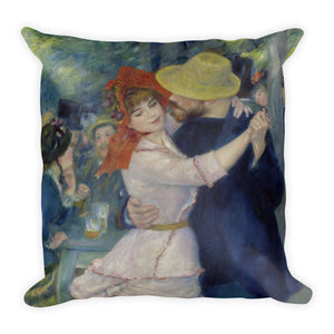 Dance At Bougival Premium Pillow