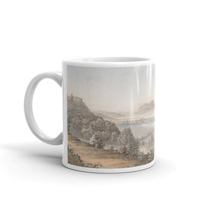 A view of the Laibach Basin Classic Art Mug