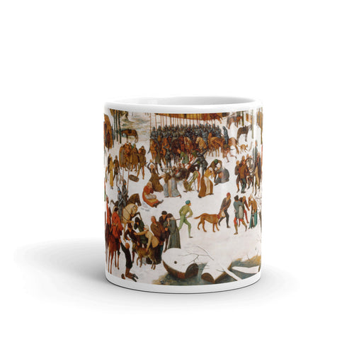 Pieter Bruegel the Elder - Massacre of the Innocents Classic Art Mug