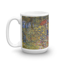 Gustav Klimt Village peasage with breed Classic Art Mug