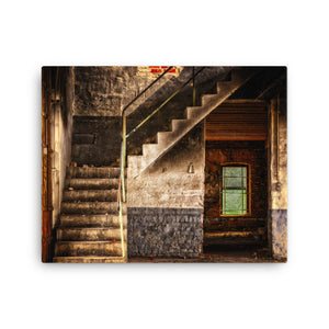 Lost Souls Inner Stair Canvas Print