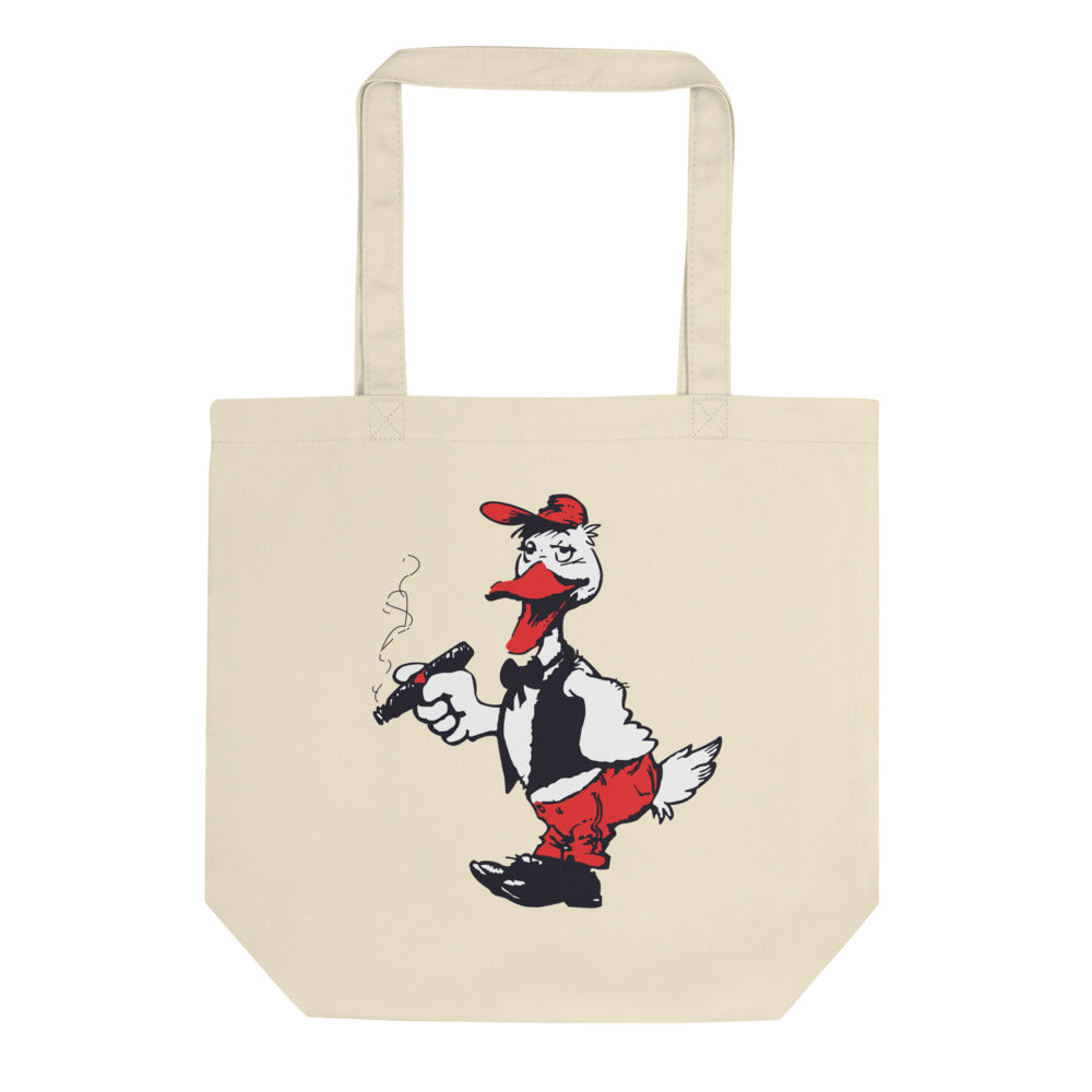 Cigar and Dance Eco Tote Bag
