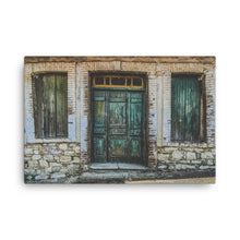 Old Beer Tavern Canvas Print