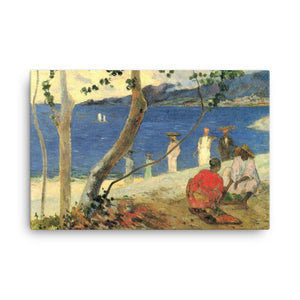 Porteuses de fruits Classic Art Canvas