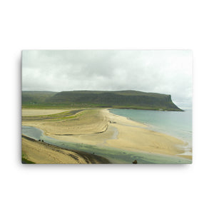 All Beach Island Canvas Print