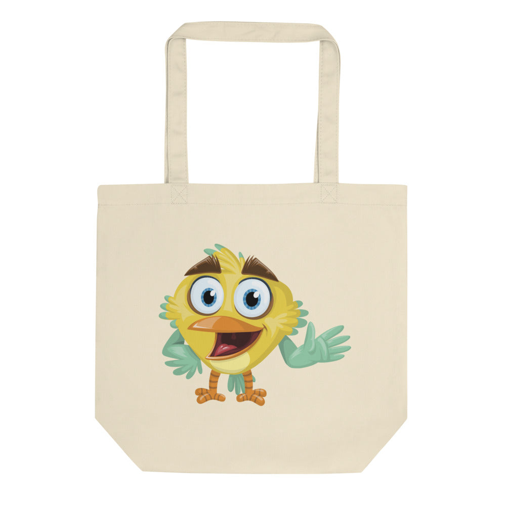 Birds Like Quarrel Theatre Eco Tote Bag
