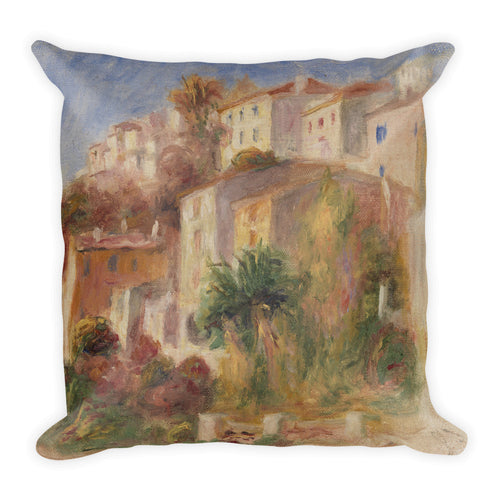 Post Office, Cagnes Premium Pillow