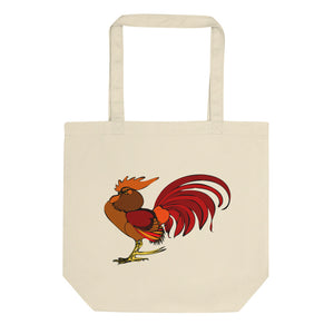 Roosters will be Roosters Eco Tote Bag