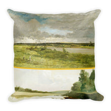 Banks of the Seine Premium Pillow
