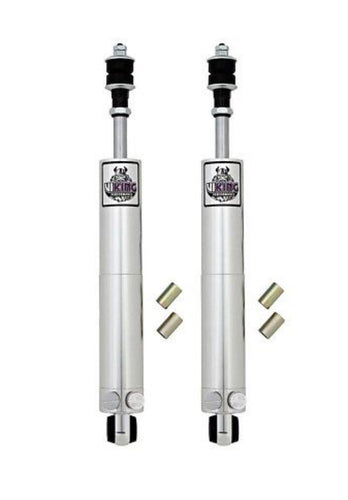 Double adjustable nova shocks