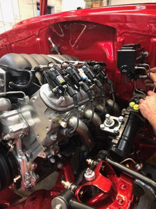 62-67 Chevy II/Nova and Tri-5 Chevy, LSx Mid-Length Swap Headers