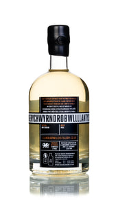Llanfairpwll Distillery - Anglesey Rhubarb & Vanilla Gin  Craft Anglesey Gin