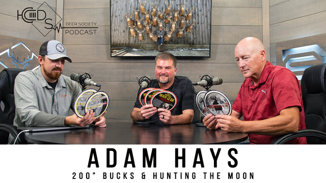 Deer Society Podcast : Episode 8 (Adam Hays)