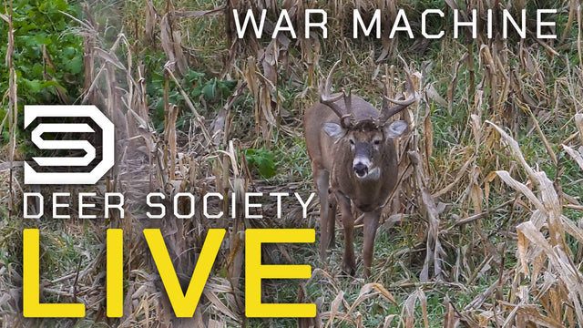 War Machine: DS LIVE Episode #3