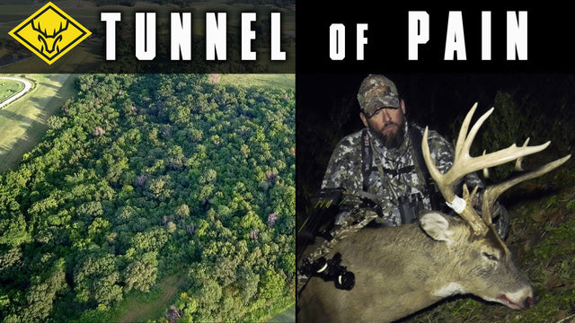TUNNEL OF PAIN | 4 bucks from 1 PRIME stand location!