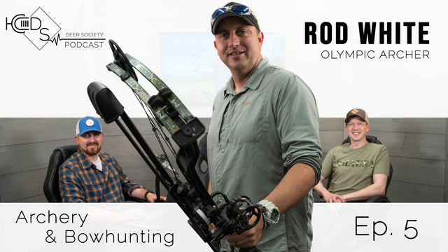 Deer Society Podcast : Episode 5 (Rod White)