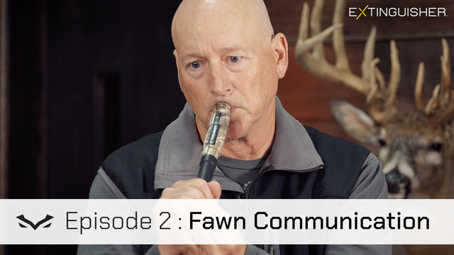 Deer Calling Instructional: Fawn Communication (Episode 2)