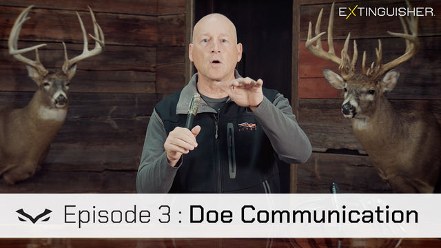 Deer Calling Instructional: Doe Communication (Episode 3)