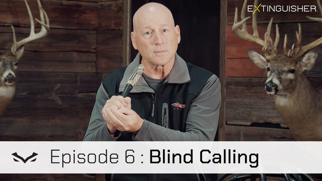 Deer Calling Instructional: Blind Calling (Episode 6)