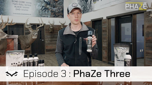 Scent Control Instructional: PhaZe Three (Episode 3)