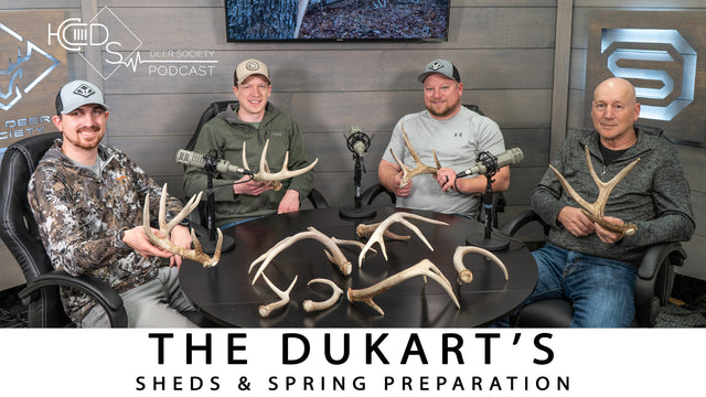 Deer Society Update: Video Podcast (Episode 10)