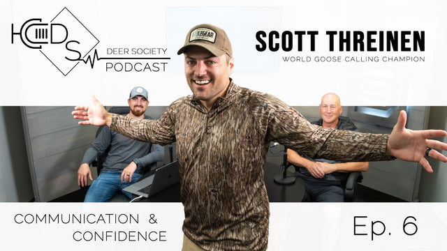 Deer Society Podcast : Episode 6 (Scott Threinen)