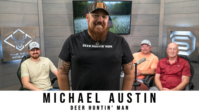 Michael Austin: Deer Huntin' Man Song and Platform (Part 1)