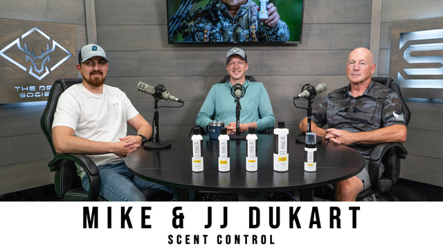 ALL things Scent Control! Deer Society Podcast