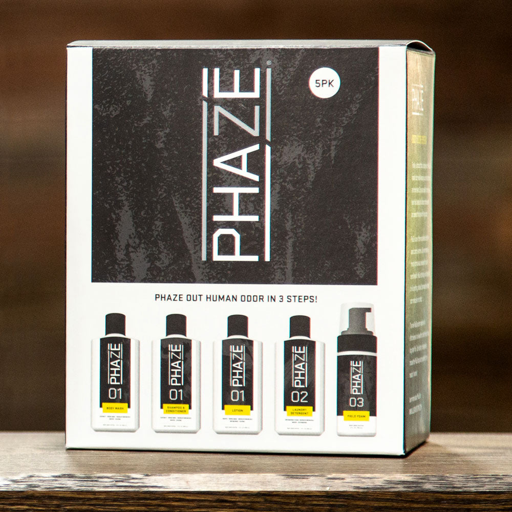 PhaZe Body Odor System (5 Pack)