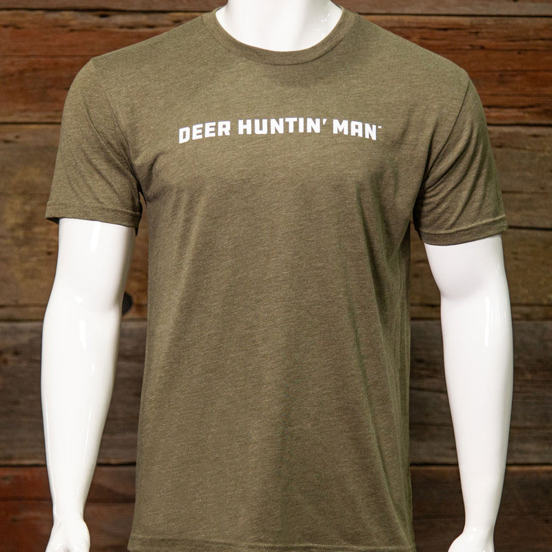 DHM T-Shirt (MILITARY GREEN)