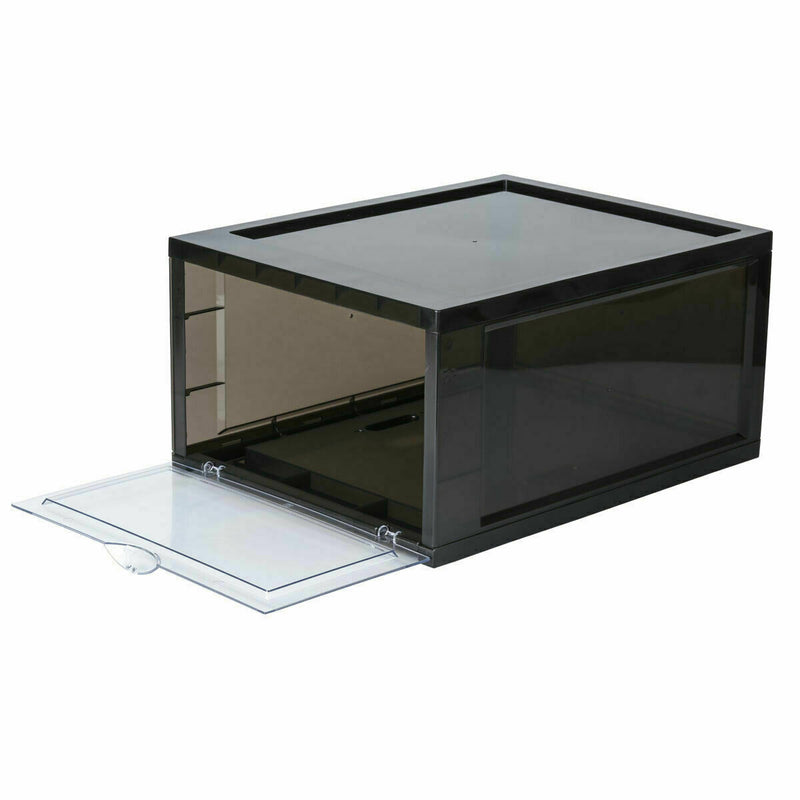 2 x ICEBOX CRATES (black)