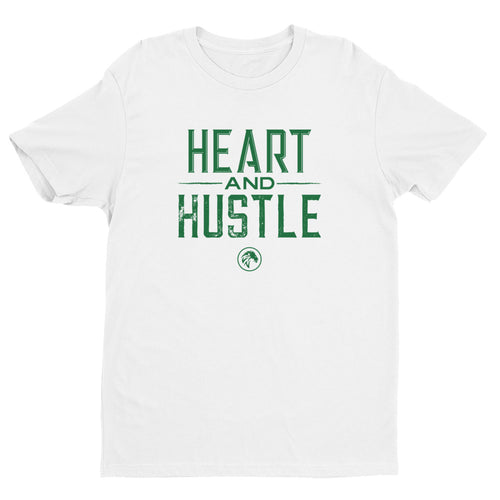 Brewster Bears Heart & Hustle T-shirt