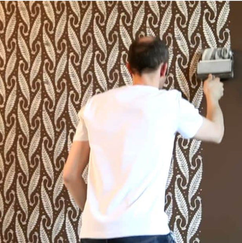 design paint box finish wall painting in minutes