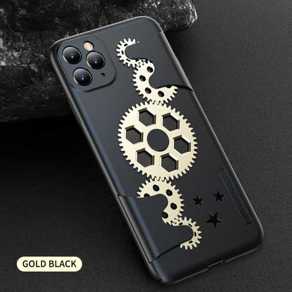 Cool Spin Gear iPhone Case