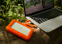 Load image into Gallery viewer, RUGGED THUNDERBOLT / USB-C - 5TB