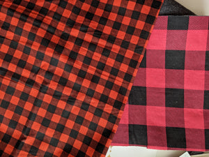 Holiday Buffalo Plaid