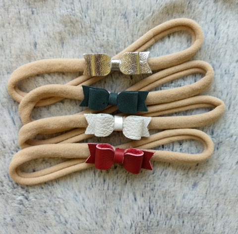 Leather Petite Mini (3 Pack) READY TO SHIP