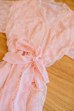Load image into Gallery viewer, Angelic Peach Robe - Yen the Label