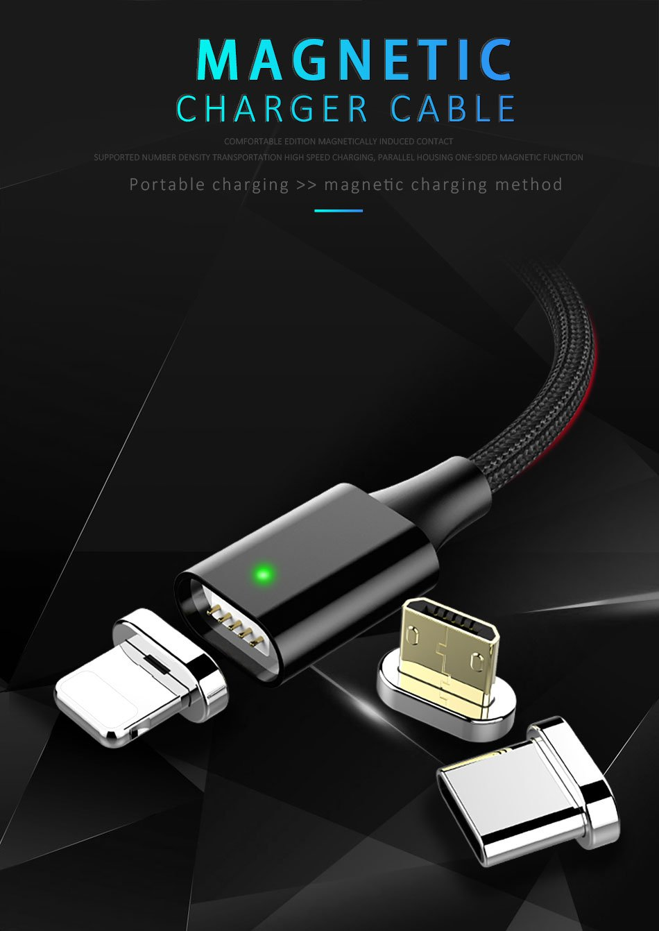 The Unbreakable Lightning Cable for iPhones and iPads