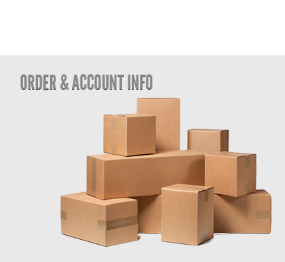 Order Account Info