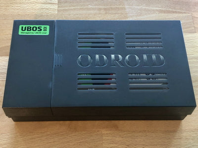 UBOSbox Nextcloud on ODROID-HC