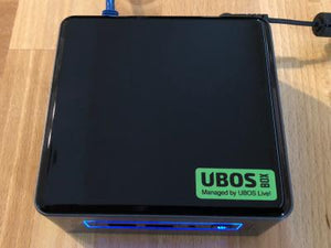 UBOSbox Nextcloud on NUC Model A – Home Server